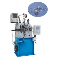 Quality Advanced Torsion Spring Coiling Machine Automatic Oiling for Bettery Springs wholesale