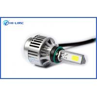 Cheap 18w Universal Motorbike Headlight Bulb P15d , Cree Motorcycle Lights P43T for for sale