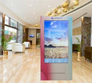 China Belt Conveyor Mini Mart Vending Machine , Elevator Vending Machine For Fragile Products on sale