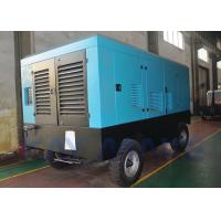 Best Screw Type Diesel Engine Air Compressor For Urban Construction 2 Year Warranty wholesale