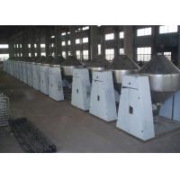 2000 Litre Double Cone Rotary Vacuum Dryer Solvent Recovery With Sintered Filter