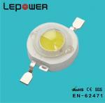 Best Bridgelux 3W High Powered LED Natural White For Spotlight / Down Light wholesale