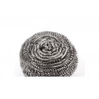 Cheap 25g Stainless Steel Scourer For Kitchen Pan Cleaning Strong Cleaning Capacity for sale