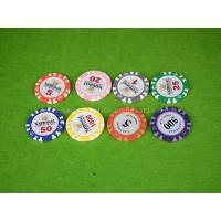 Cheap 500 Anti Fake Casino Chips Rfid Clay Security Red