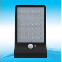 Best Slim Shape 500LM 42LEDs LED Solar Light Outdoor Lighting Waterproof IP65 LED Garden Light Outdoor Wall Lamp wholesale