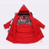 China Chinese Clothing Companies Infant Down Filled Outwear Kids Warm Jacket Toddler Girls 3 In 1 Winter Coat on sale