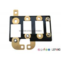 China 4.0 Mm 2 Layers Gold Plated Copper Base PCB Board For Electronics Battery on sale