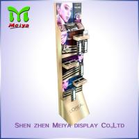 Best Makeup Display Stand , Cardboard Pop Up Cosmetics Eyebrow Pencil Display Racks wholesale