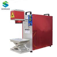 Buy cheap portable mini size fiber laser marking machine from wholesalers