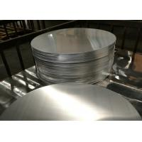 China Waterproof Commercial Grade Aluminum Circle Sheet Hard Anodizing Surface on sale