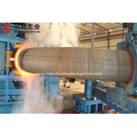 Quality Fast Heating / Bending 400KW Induction Pipe Bending Machine Medium Frequency wholesale