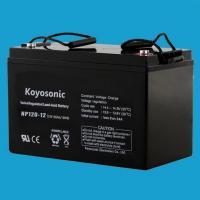 Best Sealed Lead Acid Battery/VRLA Battery-12V120AH-NP120-12 wholesale