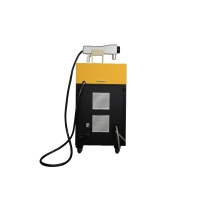Best Electric Fuel 350W Portable Laser Rust Removal Machine wholesale