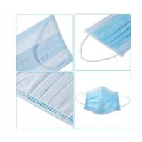 Best Easy Breathing 3 Ply Disposable Face Mask  High BFE Soft Comfortable FDA CE wholesale