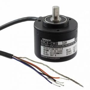 Best OMRON Rugged Incremental Optical Rotary Encoder E6C3-CWZ5GH 12-24VDC 1024 P/R 1M wholesale