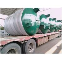 Best 3000 Psi Compressed Air Receiver Tanks Pressure Vessel Stainless Steel Material wholesale