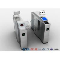 Cheap Retractable Optical Turnstile Security Systems Electric For Airports Access for sale