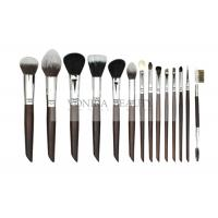 Best The Essential 10Pcs Makeup Brush Set  Collection With Soft Bristles And Nature Ebony Handle wholesale