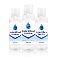 Best Travel Size Antibacterial Hand Sanitizer OEM / ODM Protecting From Unseen Germs wholesale