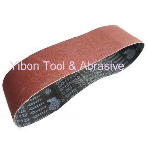 Best GXK51 Aluiminum oxide abrasive sanding belt for Furniture wholesale