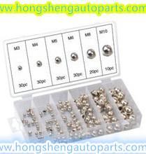 Best (HS8030)150 HEX CAP NUT KITS FOR AUTO HARDWARE KITS wholesale