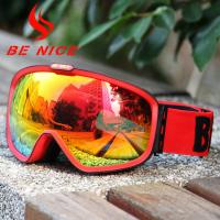 Best Ski And Snowboard Goggles Mirror Lens wholesale