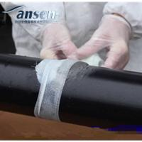 Cheap Hot sell Water activated polyurethane high strength oil gas pipe repair fiberglass wrap tape for leaking pipeline for sale