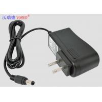 Best Black AC DC Switching Power Supply Low Output Ripple / Noise High Efficiency wholesale