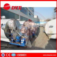 Best Commercial Milk Chiller Milk Cooling Tank With Cooling System wholesale