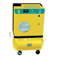 Buy cheap Professional Moveable Screw Air Compressor with Air Receiver from wholesalers