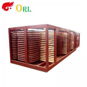 Best Low Pressure Boiler Super Heater Alloy Steel , Pendant Superheater Customized wholesale