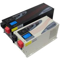 Cheap 1-6kw Poewe Inverter For Home Use  / Electrical Inverter With Big Transformer for sale