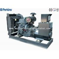 China High Performance 80KVA Perkins Diesel Generator With Famous Brushless Alternator on sale