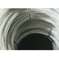 Best ISO9001 3mm Diameter Galvanized Steel Wire High Tensile For Making Nails wholesale