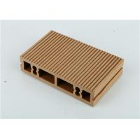 Best Fiber Plastic Wood Polymer Composite Siding , Outdoor Composite Wood Board wholesale