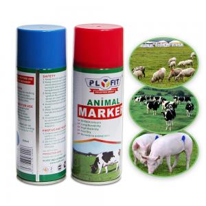 Best B1003 Article Tinplate  Acrylic 400ml Animal Marking Paint wholesale