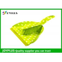 Best Fashionable Outdoor Dustpan And Brush , Broom Dustpan Combo Easy Operation wholesale