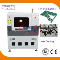 Quality Printed Circuit Board Laser Cutter And PCB Depaneling With US Laser 355nm wholesale