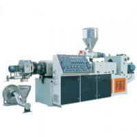 Best TSK95 PE PP Caco3 Parallel twin screw extruder hot cutting pelletizing line wholesale