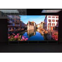 Best 3IN1 Small Pixel LED Display For Advertising High Stability 1R1G1B wholesale