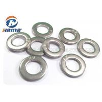 China A2 A4 Stainless Steel 316 Flat Washers DIN125 DIN9021 M2 - M56 For Fastener Connection on sale