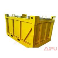 Cheap Oil and gas drilling offshore platform Cuttings boxes for sale at Aipu for sale
