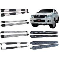 Best New Condition Vehicle Running Boards For 2009 2012 Toyota Hilux Vigo Pick Up wholesale