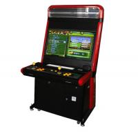 Best 32 Inches Display Video Game Machine D82 * W84 * H148 CM For 2 Players wholesale