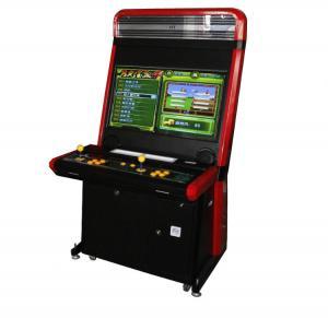 Best Coin Operated Street Fighter Arcade Machine , 19 Inch HD Retro Arcade Machine wholesale