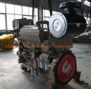 China KTA19- P755 CCEC Cummins Industrial Machinery Diesel Engines , Water Pump ,Fire Pump on sale