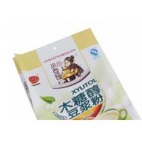 Best Flexible printing Eco-friendly resealable food grade PE plastic packaging bag for milk packing wholesale