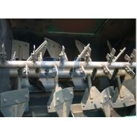 Best Twin Shaft Agravic Dry Mortar Production Line Adopts The Paddle Structure wholesale
