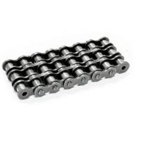 Cheap High quality and large size 200-3 three row roller chain drive chain with attachments for sale