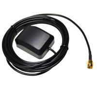 Best External GPS Antenna for Car Active Magnetic GPS Antenna with SMA Connector wholesale